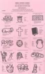 Tiny Steps Vol. 3- Bible Word Card