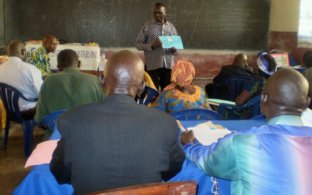 ISMT teaching session-DRC