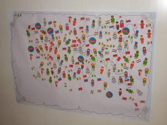 Children's Activity-Send Me Map