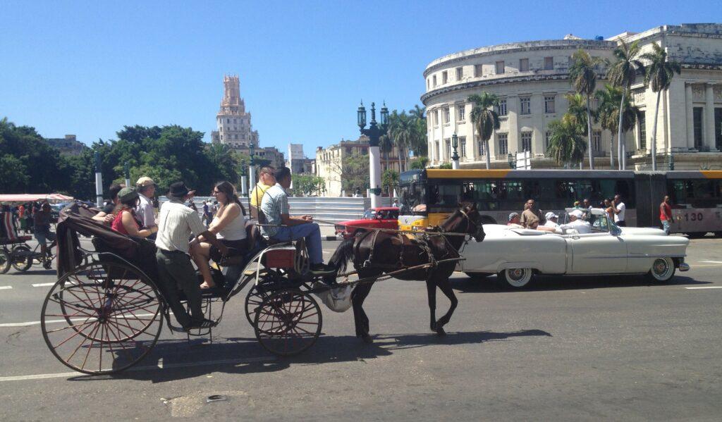 Cuba's Colonial Heritage