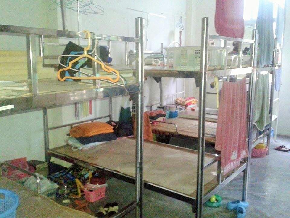 Bethel Dormitory Room