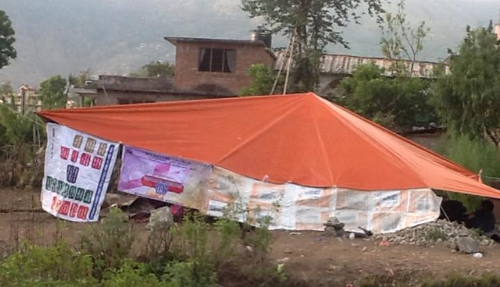 BCM Milestone Temporary Shelter