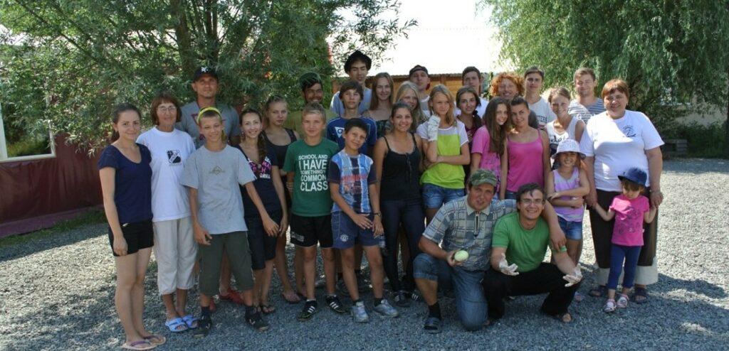 Kotenko 4 -ministry to teenagers