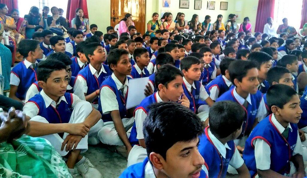 Building Children's Lives Across India - BCM International
